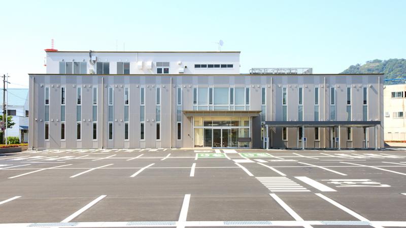 鳥取県運転免許センター新築工事(建築)