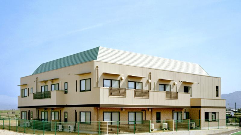 グループホームはまゆうの里新築工事