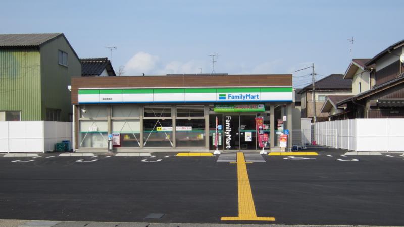 ファミリーマート鳥取徳尾店(仮称)新築工事
