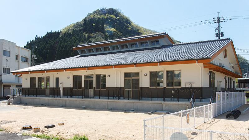 鳥取市立西郷地区公民館新築(建築)工事