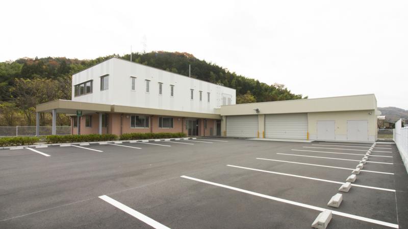 高速走路交通警察庁舎新築工事(建築)