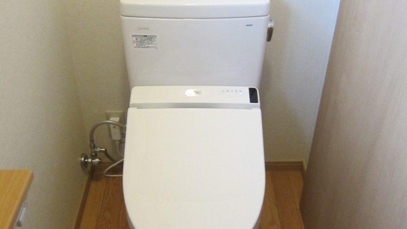 M邸 トイレ改修工事